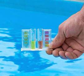 General Pool Service Swimming Pool Leak Detection